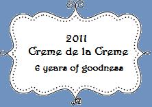 Creme de la Creme 2011