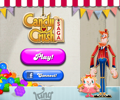 Candy Crush Crushed Me with Their Pay or Connect to Facebook Policy
