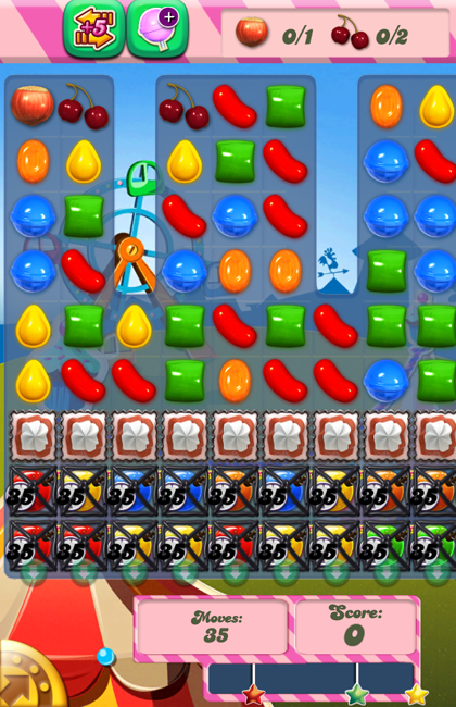 Level on highest candy crush the 6 Insanely