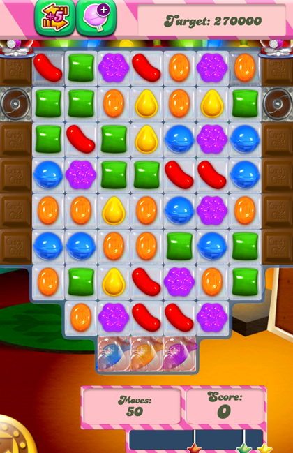 Candy Crush Level 275