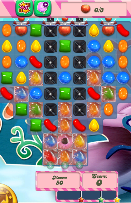 Candy Crush Level 315