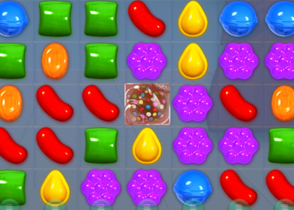 Candy Crush Screenshot