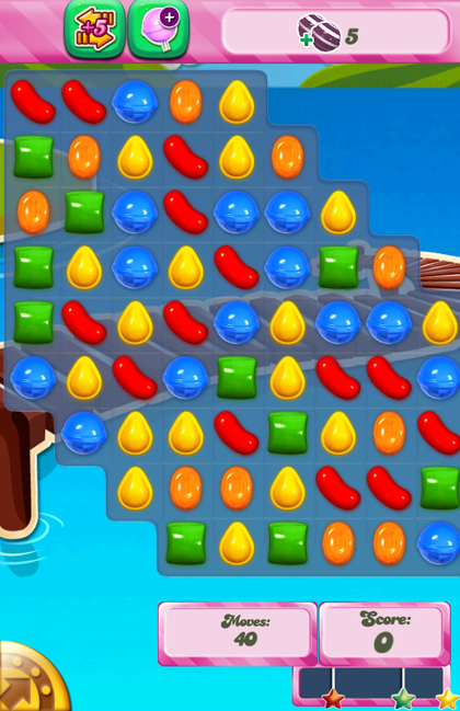 Candy Crush 130