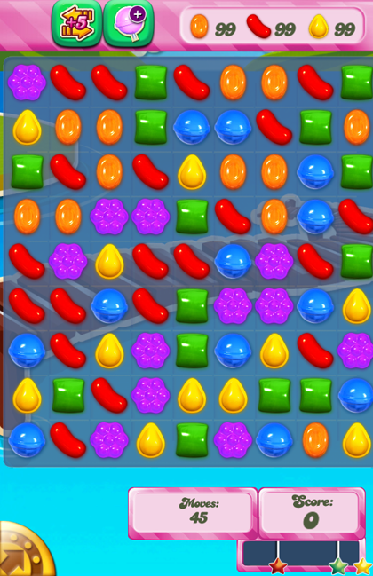 Candy Crush 140