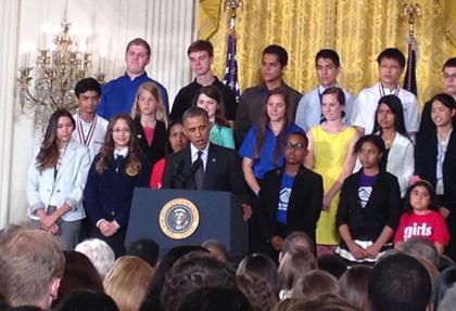 White House Science Fair 9