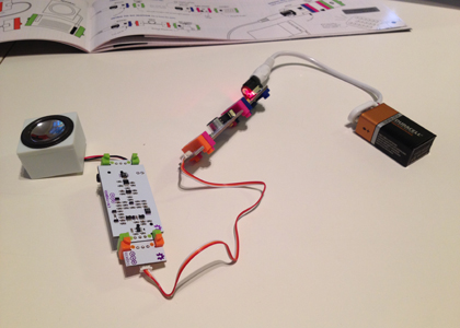 littleBits space kit 2