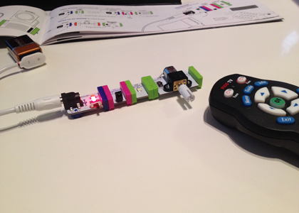 littleBits space kit 4