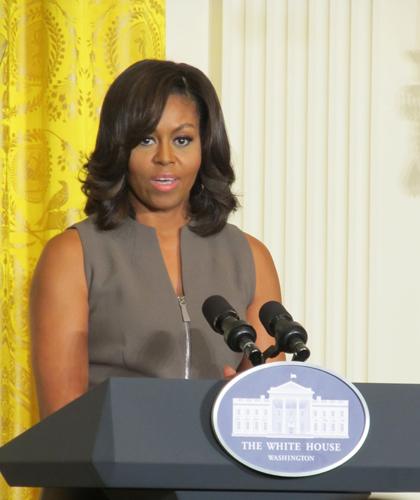 Michelle Obama Let's Move